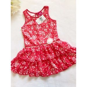 🆕 Adorable Pinky Dress Size 3T